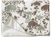DwellStudio Dwell Studio Stroller Blanket - Woodland Tumble