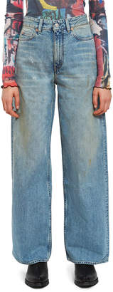 Our Legacy Full Cut Re-Painting Jean