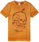 Scotch & Soda Washed T-Shirt