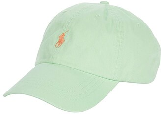 Polo Ralph Lauren Cotton Chino Classic Sport Cap (Holiday Sapphire) Caps