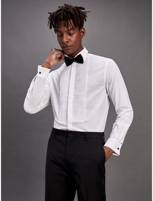 Tommy Hilfiger Regular Fit Tuxedo Shirt
