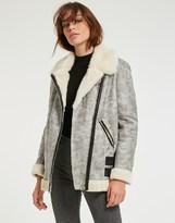 Morgan Shearling Coat