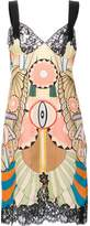 Givenchy 'Crazy Cleopatra' printed dress