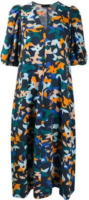 Stine Goya Floral Shift Dress
