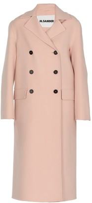 Jil Sander Cashmere Double Breasted Coat
