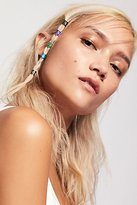 Free People Mixed Hair Cuff Set