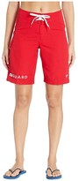 Speedo Guard 21 Boardshort (Red) Women's Swimwear