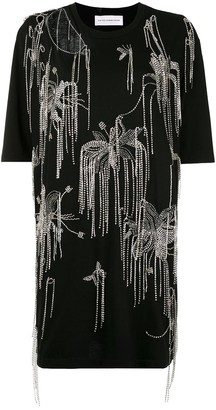 Faith Connexion crystal embellished T-shirt