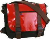 Token Lorimer Enamel Messenger Bag