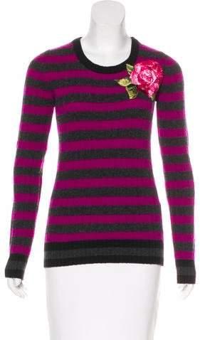 Dolce & Gabbana 2017 Wool & Cashmere Sweater