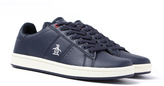 Penguin Steadman Navy Trainers