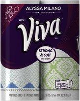 Viva Paper Towels, Choose-A-Size, Signature Designs
