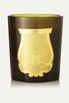 Cire Trudon Carmélite Scented Candle, 270g - Dark green