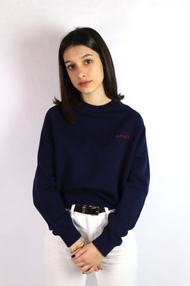 "Maison Labiche AMOUR"" SWEATSHIRT - XS . 