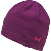 Under Armour ColdGear Evo Blustery Fleece Beanie Purple