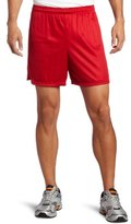 Soffe Men's Nylon Mini-Mesh Short