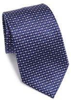 Armani Collezioni Triangle Silk Tie