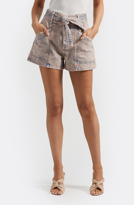 Joie Edana Cotton Shorts