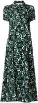 Marni floral maxi dress