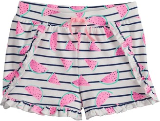Toddler Girl Jumping Beans Ruffled Shorts