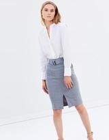 Sportscraft Abigale Straight Skirt