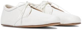 Gabriela Hearst Luca leather ballet flats