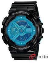 G-Shock G100 Big Combi Vivid Color (Limited Edition) Wrist Watch in Black/Blue in Color: See Picture