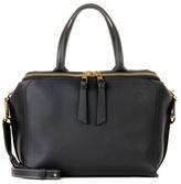 Loewe Zipper leather tote