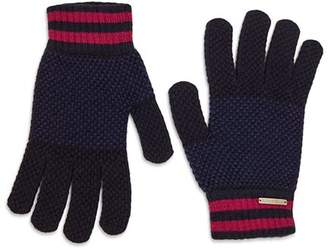 Ted Baker Rushglo Textured Knit Gloves
