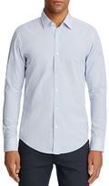 BOSS Ronni Neat Print Slim Fit Button-Down Shirt