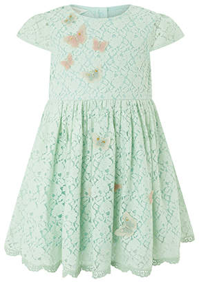 Monsoon Baby Ally Lace Dress