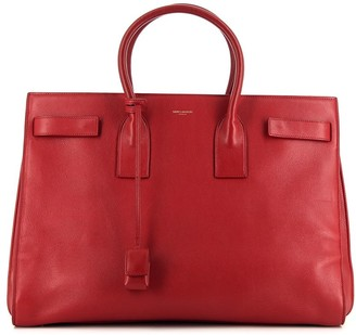 Yves Saint Laurent Pre Owned large Sac de Jour tote bag