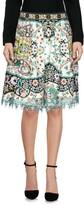Etro Knee length skirts - Item 35336692