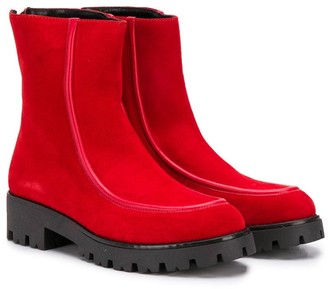 Marni Ankle Length Boots