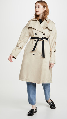 ADD Oversized Trench Coat