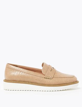 Marks and Spencer Flatform Loafers