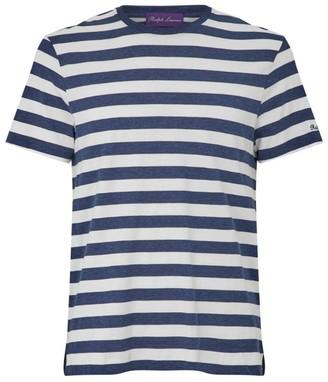Ralph Lauren Purple Label Stripe T-Shirt