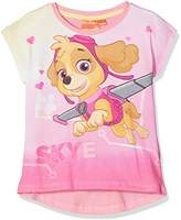 Nickelodeon Girl's Paw Patrol Flying Skye T-Shirt,(Manufacturer Size: 3 Years)