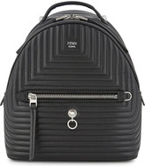 Fendi Mini quilted leather backpack