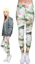 QiYu Women guys Leggings Graphic Stretch Slimming Pants Hot New Tight Yoga pants
