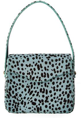 Edie Parker Hot Box Haircalf Bag