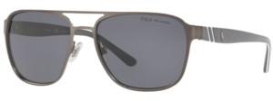 Polo Ralph Lauren Polarized Sunglasses, PH3125 57