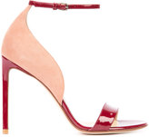 Francesco Russo ankle strap sandals - women - Calf Leather/Leather - 40
