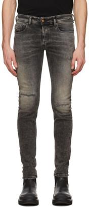 Diesel Black Sleenker 009JF Jeans