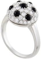 Picchiotti 18K White Gold 1.13 Ct. Tw. Diamond & Onyx Ring