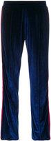 Forte Couture velvet sweat pants