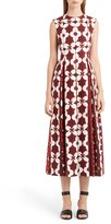 Valentino Women's Print Maxi Dress