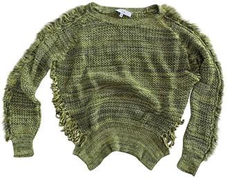 IRO Yellow Cotton Knitwear