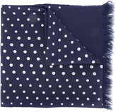 Universal Works dots scarf - men - Polyester/Viscose - One Size