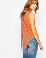 Pepe Jeans Open Back Tank Top